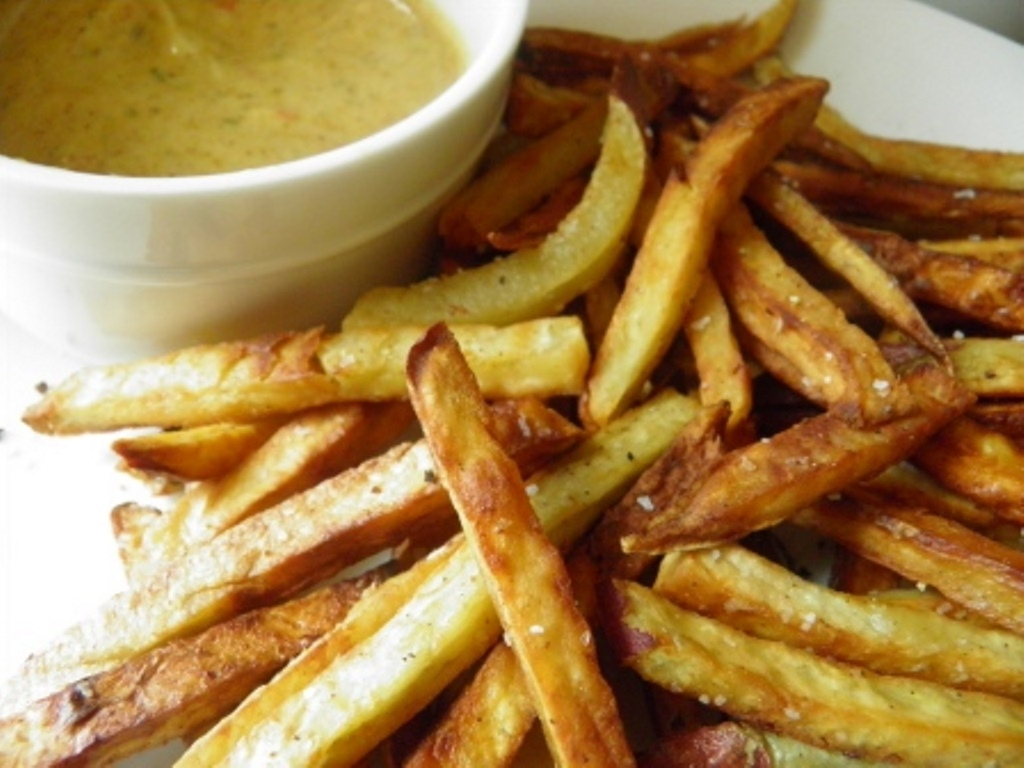 how to cook frnch fries freshly cut